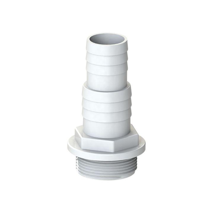 """Соединитель шланга Emaux 91609011 с наружной резьбой (32/38 мм х1.5"""")"""