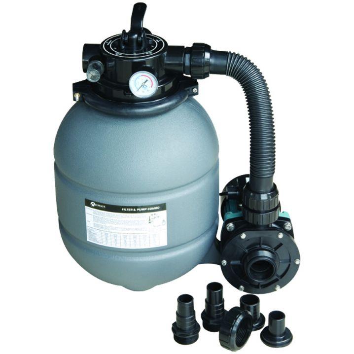 Фильтрационная установка Emaux FSP300-ST20 (3.5 м3/ч, D300)