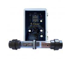 Система обеззараживания E-Clear MK7/CF1 Гидролиз + ионизация Cu