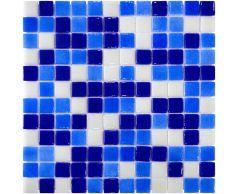 Мозаика стеклянная Aquaviva Bagama Dark