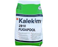 Влагостойкая затирка для швов Kalekim Fugapool 2910 Бассейн голубой (5 кг)