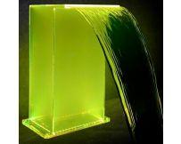 Водопад Aquaviva Г-образный, RGB LED