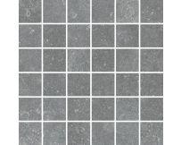 Мозаика керамогранитная Aquaviva Granito Gray, 300x300x9.2 мм