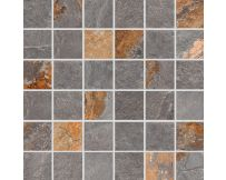 Мозаика керамогранитная Aquaviva Ardesia Loft, 300x300x9.2 мм