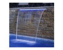 Стеновой водопад Emaux с LED подсветкой