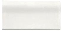 Белый бортовой камень Aquaviva