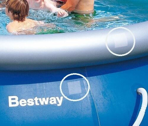 Заплатка для бассейна